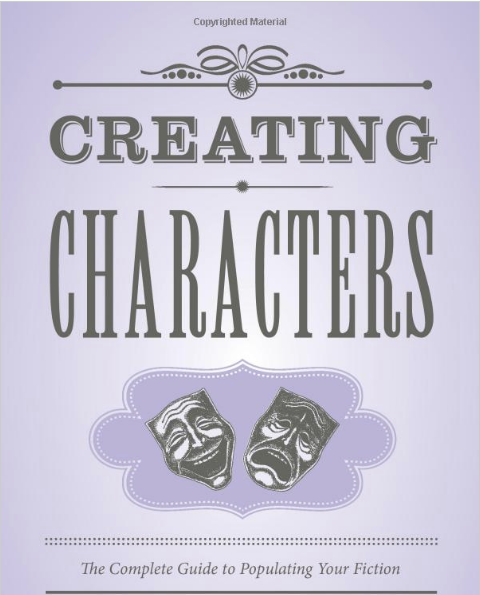 Creating Characters book